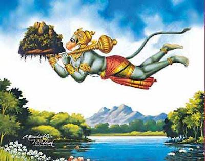 Hanuman mantra to overcome diseases