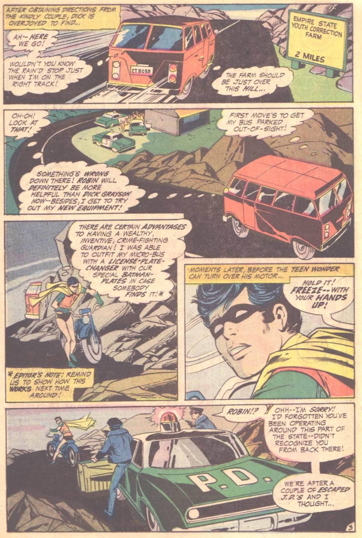Detective Comics (1937) 403 Page 25