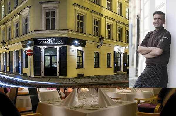 DESTINOS - Praga da la bienvenida a la primavera con su tercera estrella Michelín