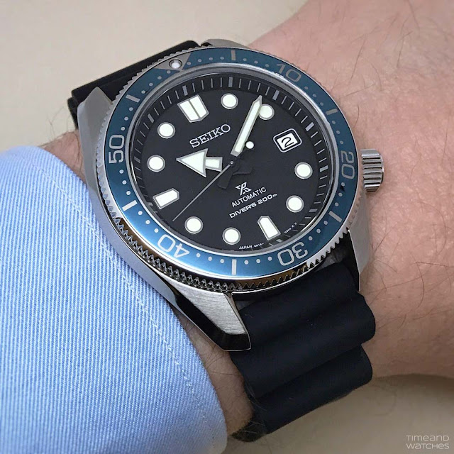Seiko Prospex SPB077J1 wristshot