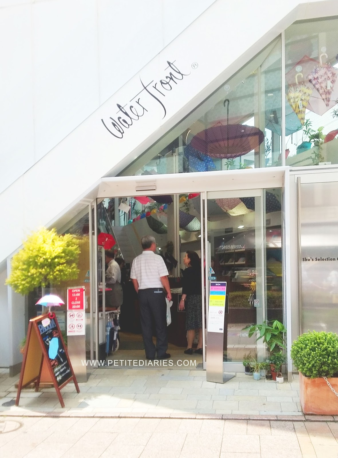 tokyo jiyugaoka travel review