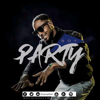 MUSIC: Boy Gong - Party
