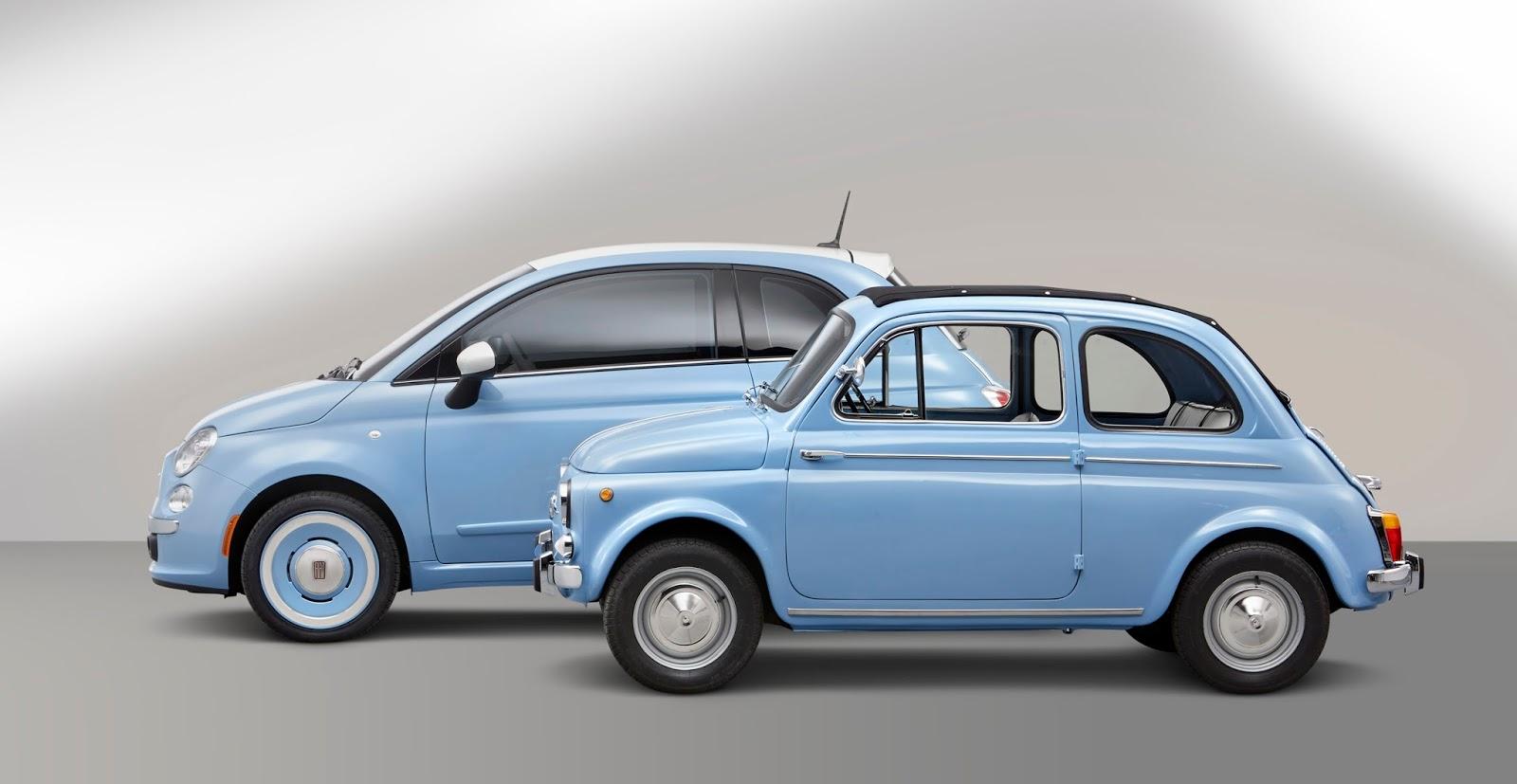 Bien connu La FIAT 500 aux couleurs vintage! XH95