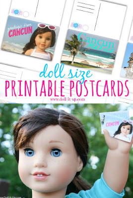 "Free printables for 18"" dolls"