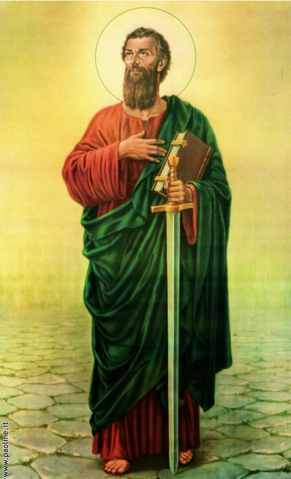 Resultado de imagen para san pablo apostol