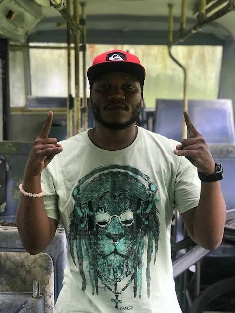 Dryzinho Boladão: rapper baiano lança o single 'Rap Crime'