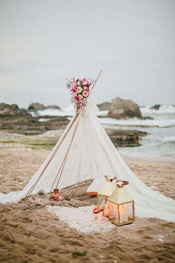 decorar-tenda-inspiracao-praia-teepee