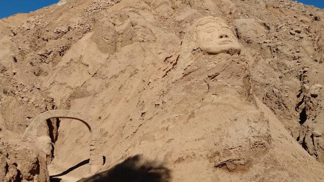 San Pedro de Atacama's Mount Rushmore