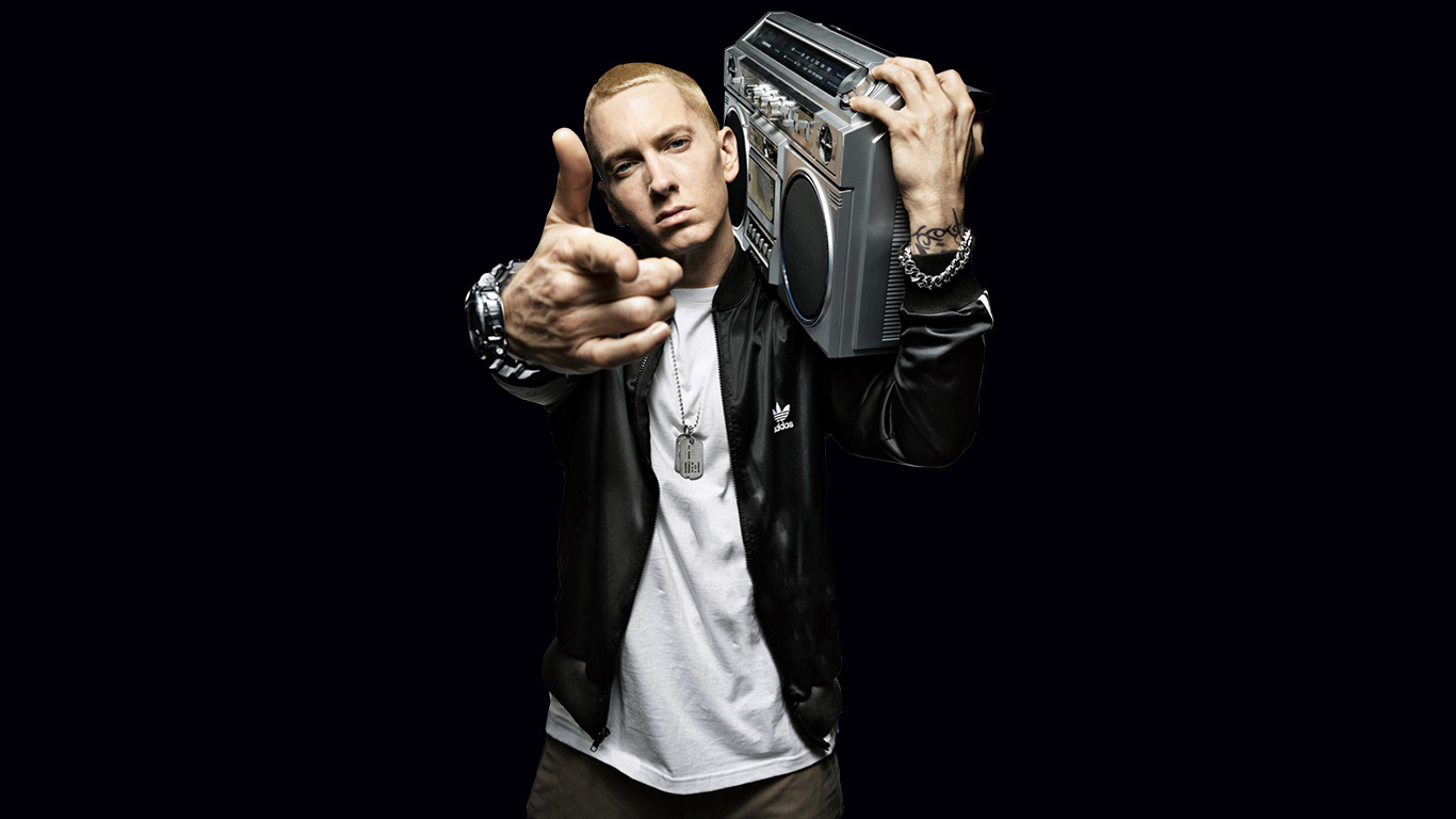 Stronger Than I Was - Eminem: Testo (lyrics), traduzione e video