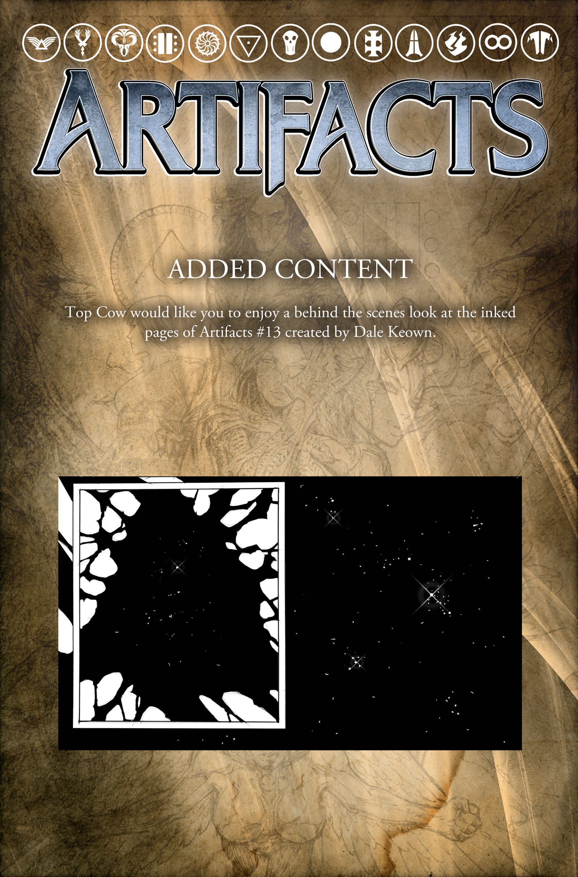 Read online Artifacts comic -  Issue #22 - 24