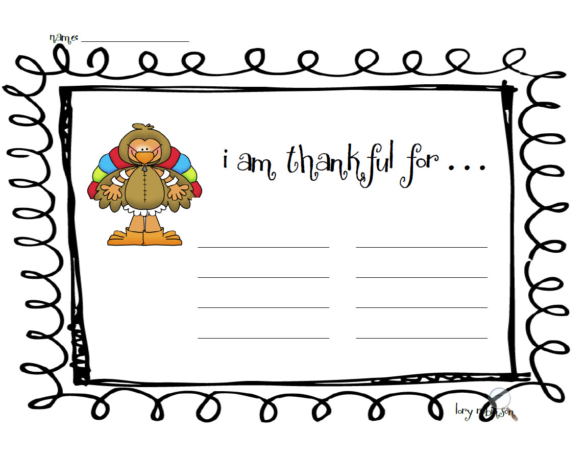 Im Thankful Thanksgiving Coloring Pages Sketch Coloring Page