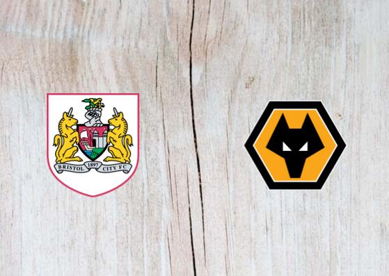 Bristol City vs Wolves - Highlights 17 February 2019