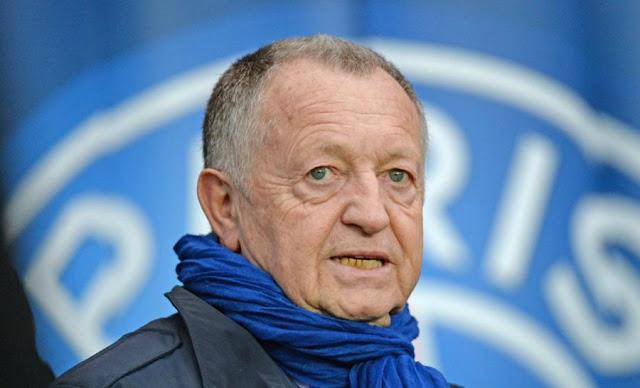 Le président de l'Olympique Lyonnais s'en est encore pris au PSG