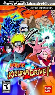 Naruto Shippuden Kizuna Drive ISO PPSSPP