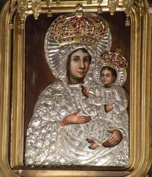 cudowny obraz Matki Bożej Mrzygłodzkiej