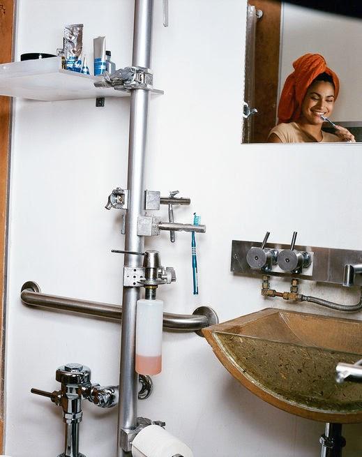 die wohngalerie ordnung im bad w re eine gute idee. Black Bedroom Furniture Sets. Home Design Ideas