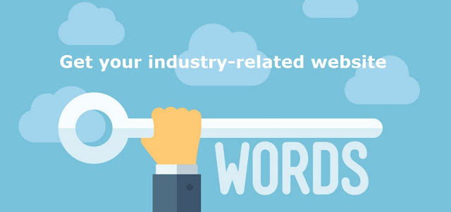 Tip 2 Get keyword ideas From your industry-related website