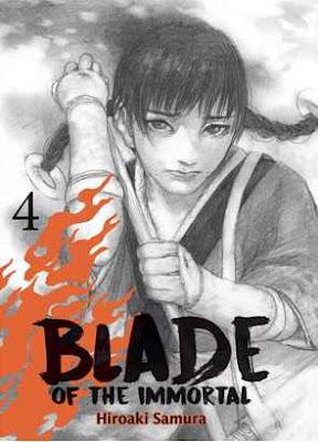 Reseña: Blade of the Immortal 4- Hiroaki Samura