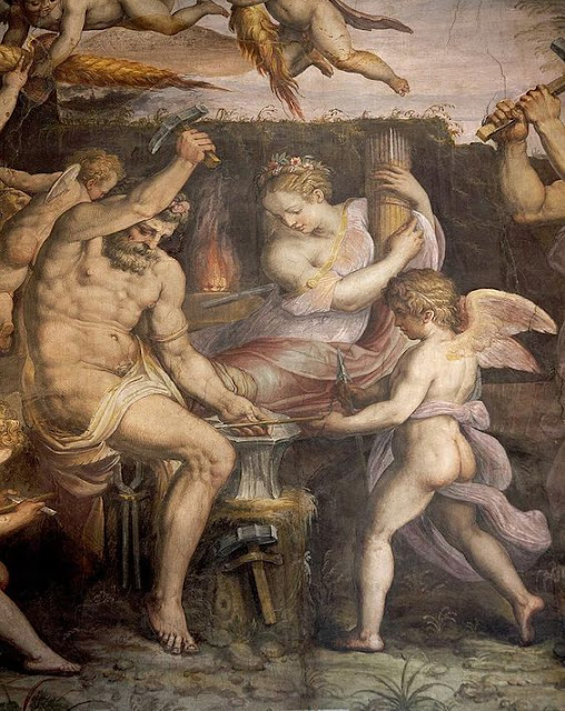 Giorgio Vasari, 1511-1574, and Cristoforo Gherardi, 1508-1556