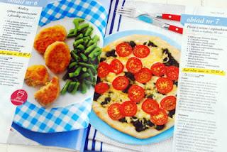 Wnętrze magazynu, przepisy na tanie obiady