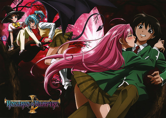 Manga Rosario to Vampire regresa a España