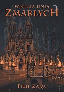 """Recenzja książki: """" Wigilia dnia zmarłych""""- Filip Zając"""