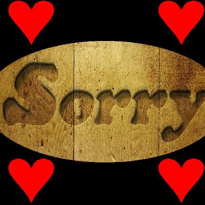 minta maaf saja tidak cukup