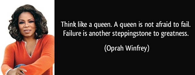 Oprah Winfrey Quoted