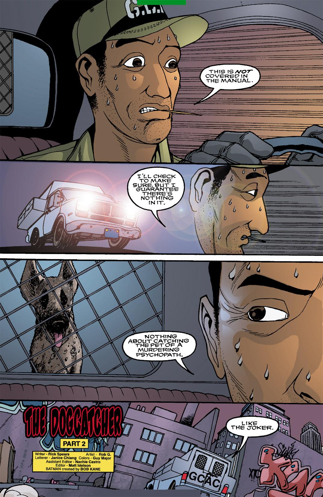 Detective Comics (1937) 786 Page 23