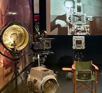 Exposition la machine cinéma à la Cinémathèque