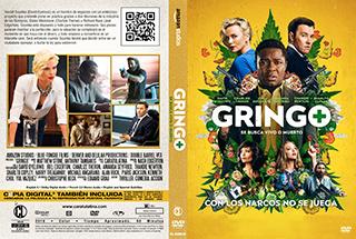 Gringo - Se busca vivo o muerto - Cover DVD