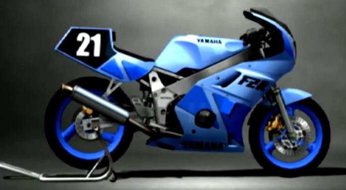 Yamaha FZR 400 Racing Modified 1986