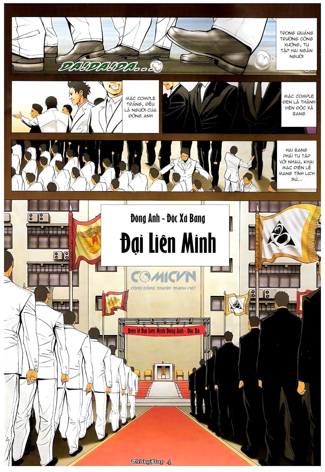 Người Trong Giang Hồ - Chapter 1218: 1 vs 1000 - Pic 3