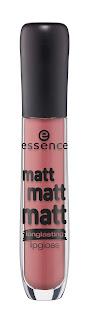 matt matt matt lipgloss essence