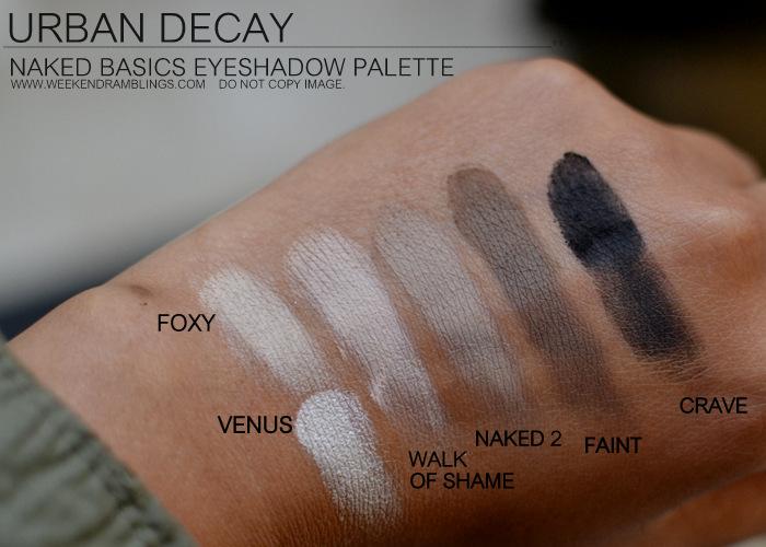 Eyeshadow by Urban Decay #16