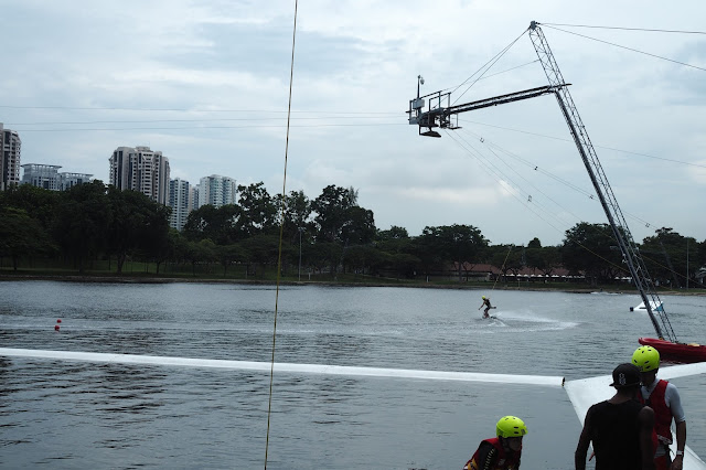 Singapore Wake Park review 2016