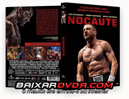 NOCAUTE (2016) DUAL AUDIO DVD-R OFICIAL