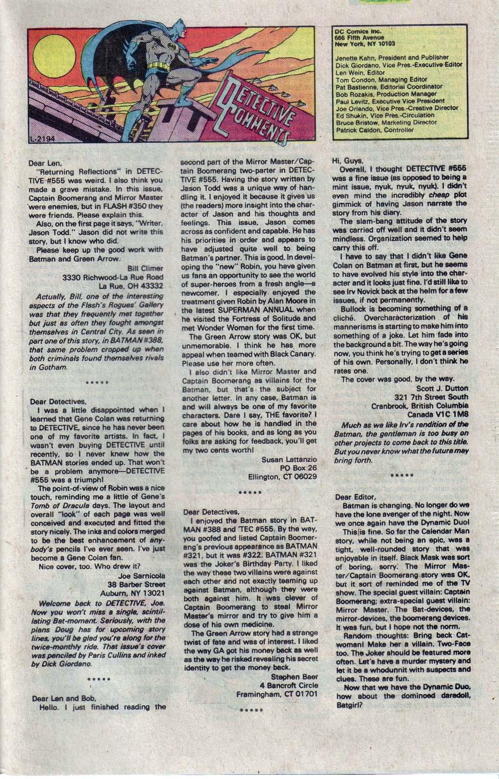 Detective Comics (1937) 559 Page 31