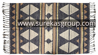 custom hand-woven carpet manufacturers in india