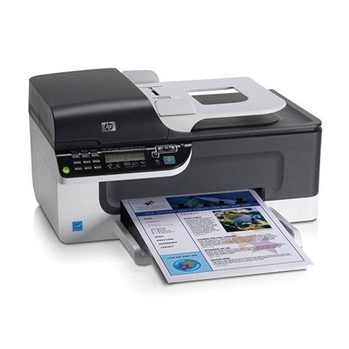 HP Officejet J4580 Driver Downloads   Download Drivers Printer Free
