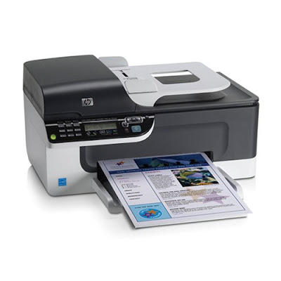 HP Officejet J4580 Driver Downloads