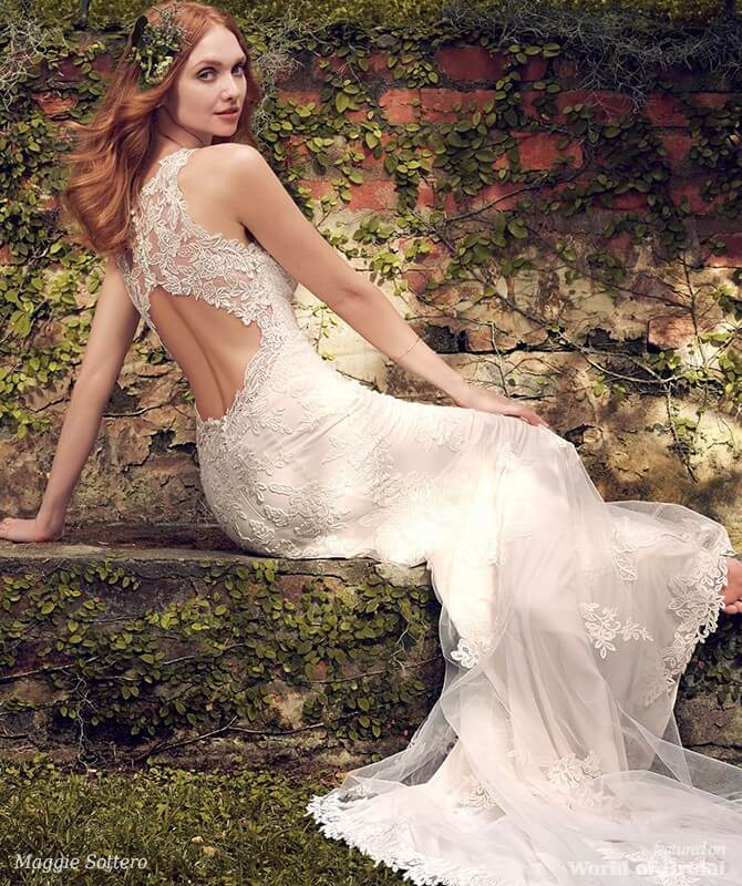 fb29321940e Maggie Sottero Spring 2018 Wedding Dresses - World of Bridal