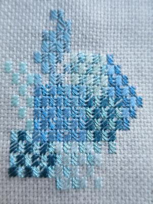 broder les couleurs de la Manche - papillottes.blogspot.fr