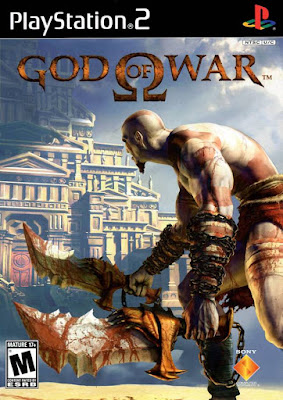 God of War I PS2 GAME ISO