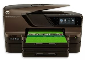 Download Printer Driver HP Officejet Pro 8600