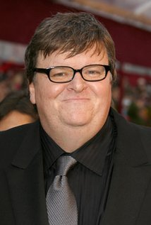 Michael Moore. Director of Fahrenheit 9/11