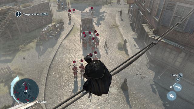 Assassin's Creed III - Xbox360 - Captura 3