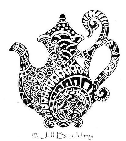 The Quilt Rat: Doodling