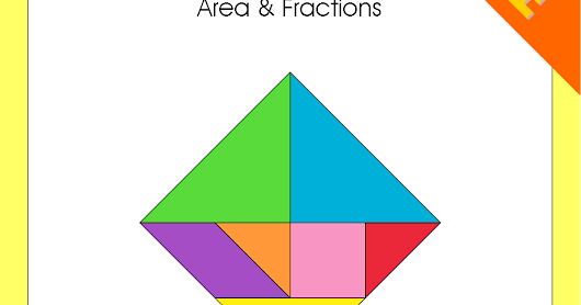 Tangram Grid - Area & Fractions