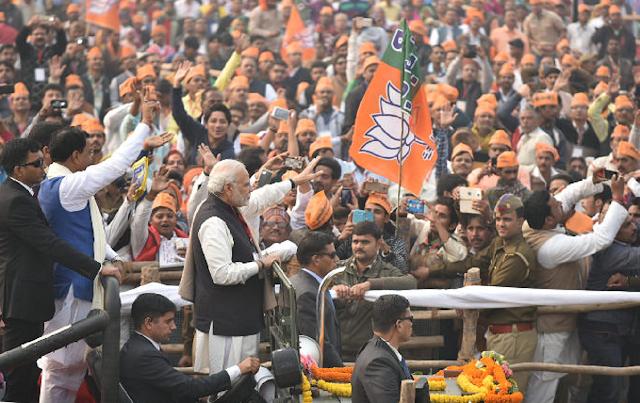 2019 Lok Sabha Election mein Varanasi ke voter PM Modi ko phir se jetayenge yah nahi